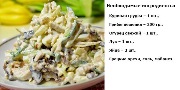 Салаты на Новый год 2019 - рецепты салатов с фото новые фото