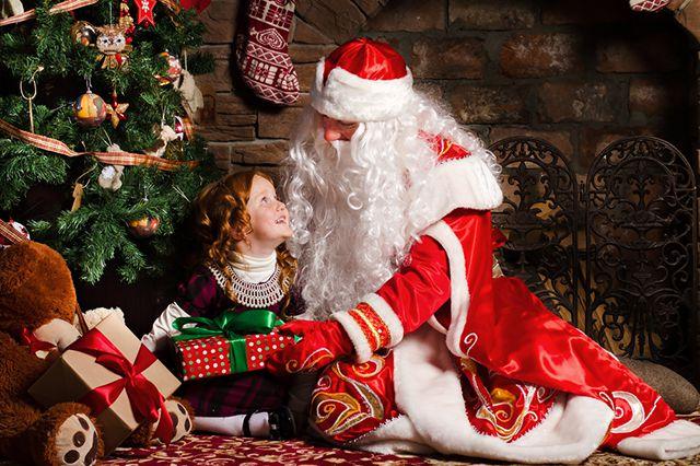 подарки детям на новый год 2019