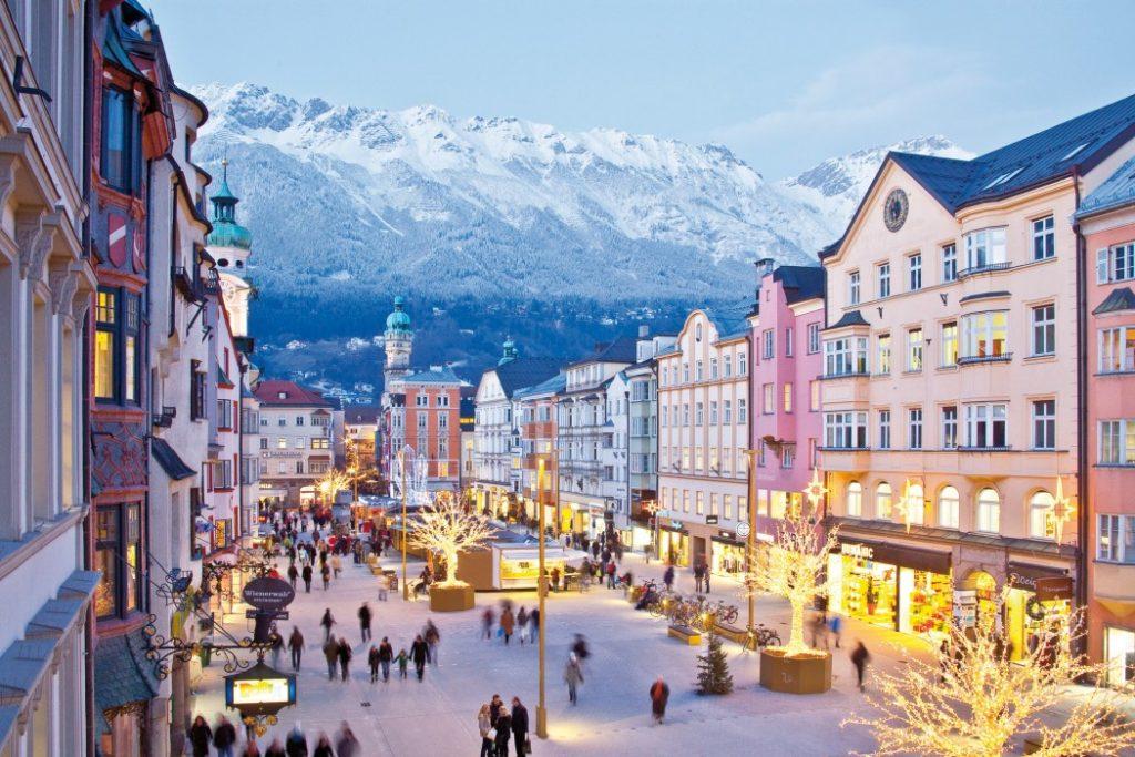 австрия в новый год