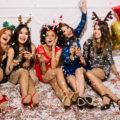 новый год вечеринка
